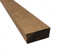 50mm x 100mm (4'' x 2'') x 3m Joinery Oak - Planed All Round