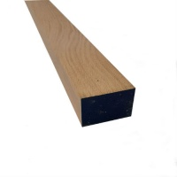 50mm x 75mm (3'' x 2'')  Joinery Oak - Planed All Round