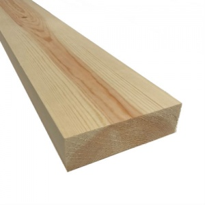 Pine Planed All Round 150mm x 50mm (6'' x 2'')