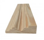 Victorian Style Architrave Pine 75mm x 25mm x 2.1m