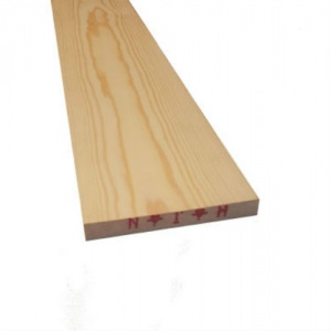 Pine Planed All Round 175mm x 25mm (7'' x 1'')