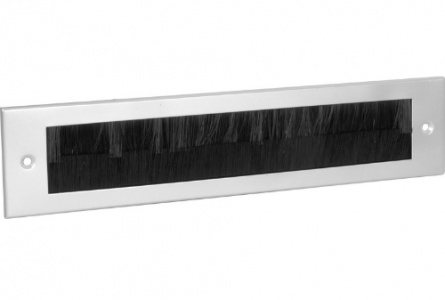 Aluminium Letterbox Draught Excluder (No flap)