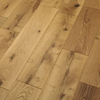 190mm x 20/6 Engineered Oak Flooring Invisible  Oiled (1.805m2 pack)