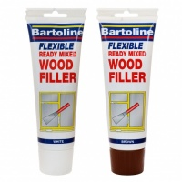 Bartoline Wood Filler Ready Mixed Tube 330g
