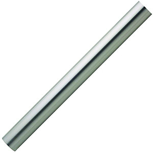 Rothley Stainless Steel Tube 2400mm Brushed Finish for Hand Rail System