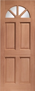 Carolina External Hardwood Door