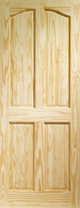 Internal Clear Pine Rio