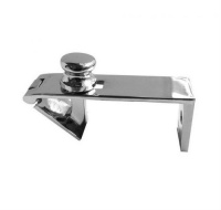 Polished Chrome Counter Flap Catch