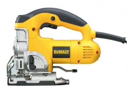 Dewalt 240V Heavy-Duty Jigsaw 701W & Tstak Box