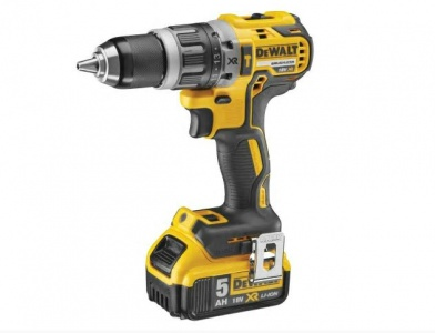 DEWALT XR Brushless Compact Hammer Drill Driver