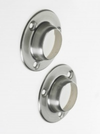 Rothley Delux Sockets Chrome Finish 25mm (pack of 2)