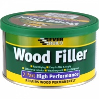 EverBuild Wood Filler - 2 Part High Performance