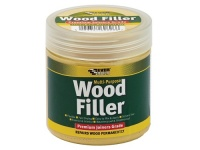 EverBuild Acrylic Wood Filler - Premium Joiners Grade 250ml