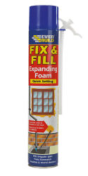 Everbuild Fix & Fill Expanding Foam