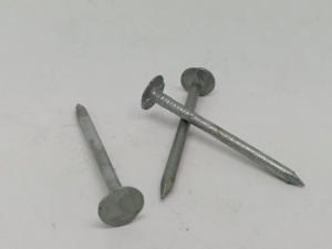50mm Galvanised Clout Nails 2.5 kg