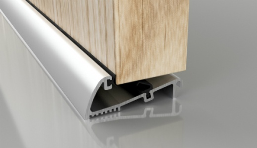 Gemini Threshold Sill Aluminium
