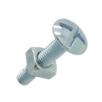 M6 x 20mm Roofing Bolt and Nut