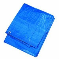 Harris Blue Tarpaulin - Large (18' x 12')