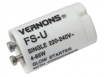 Starter Switch for Fluorescent Tube