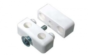 White KD Assembly Block (Pack of 2)