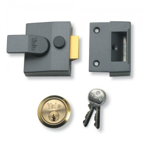 Yale High Security Latch
