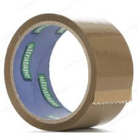 Ultratape - Heavy Duty Brown Parcel Tape