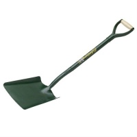 Bulldog Square Mouth All Steel Shovel 28''