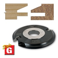Trend Style G Bevel 4mm Groove 30mm Bore
