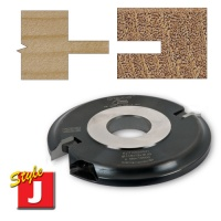 Trend Style J Square 4mm Groove 30mm Bore