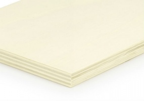 Efficiency Poplar Plywood 8' x 4' sheets