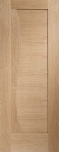 Internal Emilia Oak Door