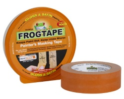 Frog Tape Painters Masking Tape for Gloss & Satin