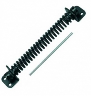 Gate Spring Closer Black