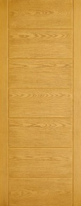 External GRP Composite Modica Oak Door