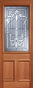 External Hardwood Cleveland Door