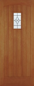 External Hardwood Cottage Door