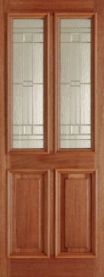 External Hardwood Derby Elegant Door