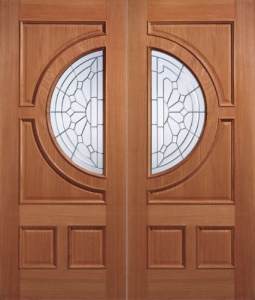 External Hardwood Empress Door