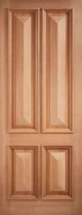 External Hardwood Islington Door