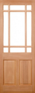 External Hardwood Warwick Door