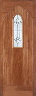 External Hardwood Westminister Door