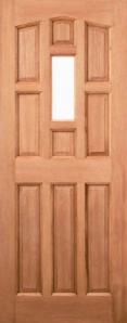 External Hardwood York Door