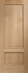 Internal Oak Andria Door