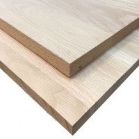 Oak Laminated Board 2.4m x 200mm x 19mm