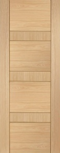 Internal Oak Latina Door