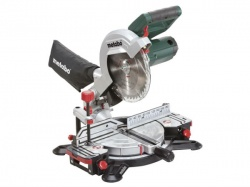 Metabo KS 216 216mm Mitre Saw Lasercut 1350 Watt 240 Volt