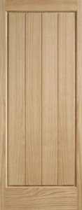 External Oak Epsom Door