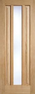 Internal Oak Kilburn Glazed Door