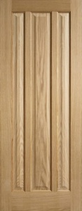 Internal Oak Kilburn Door