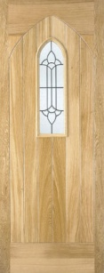 External Oak Westminster Door